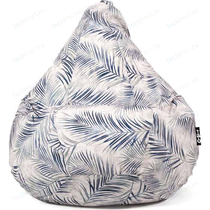 Кресло мешок GoodPoof Груша велюр тропики II XL недорого