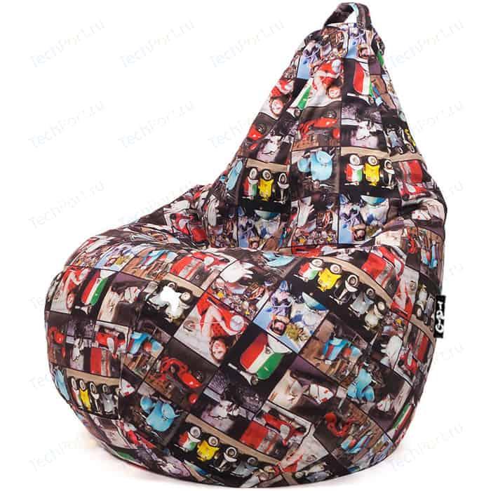 Кресло мешок GoodPoof Груша велюр Италия XL