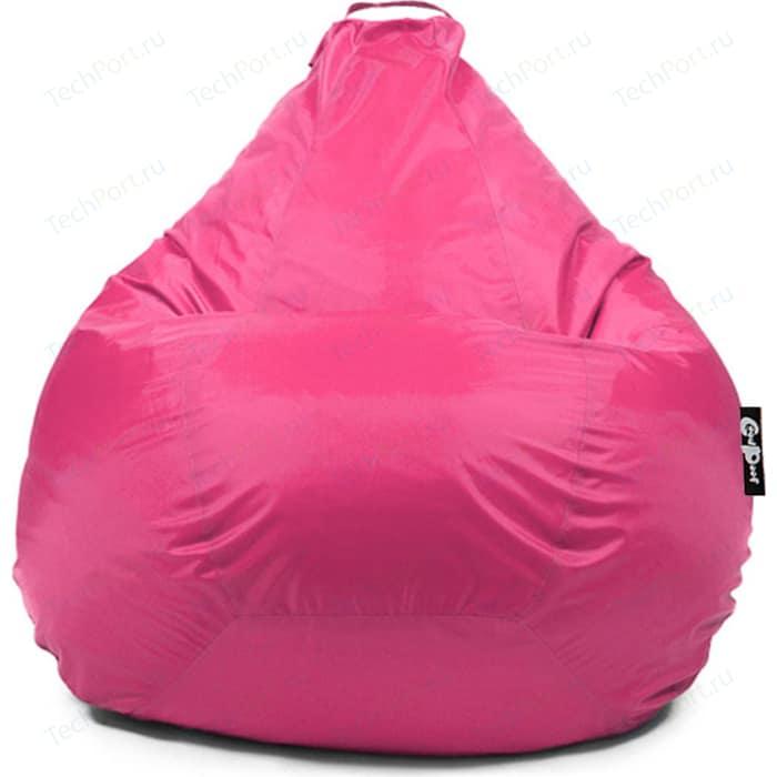 Кресло мешок GoodPoof Груша оксфорд розовый XL