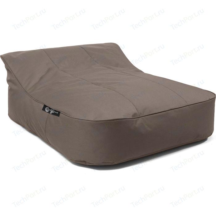 Кресло мешок GoodPoof СПА шезлонг gray anthracite
