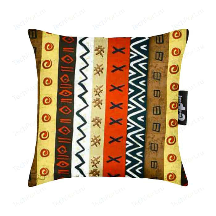 Декоративная подушка GoodPoof Африка