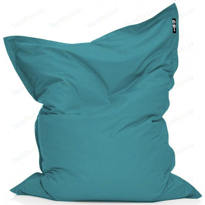 Фото - Кресло подушка GoodPoof Оксфорд голубой 190x145 XL кресло подушка goodpoof оксфорд серый 190x145 xl