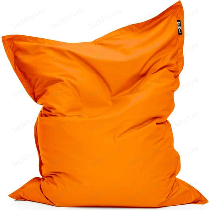Фото - Кресло подушка GoodPoof Оксфорд оранжевый 190x145 XL кресло подушка goodpoof оксфорд серый 190x145 xl