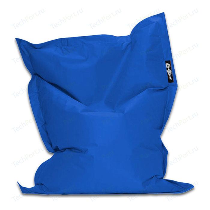 Фото - Кресло подушка GoodPoof Оксфорд синий 190x145 XL кресло подушка goodpoof оксфорд серый 190x145 xl