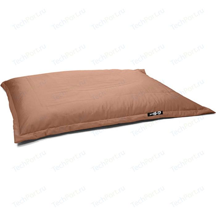 Фото - Кресло подушка GoodPoof Оксфорд бежевый 190x145 XL кресло подушка goodpoof оксфорд серый 190x145 xl
