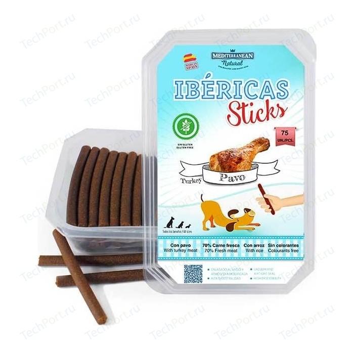 Лакомство MEDITERRANEAN IBERICAS Sticks Turkey палочки из индейки для собак 900г (75шт)