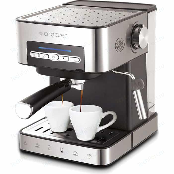 Кофеварка Endever Costa-1065 кофеварка endever costa 1005 серебристый черный