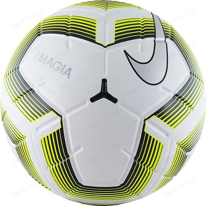 Мяч футбольный Nike Magia II SC3536-100 р.5 FIFA Quality Pro (FIFA Appr)