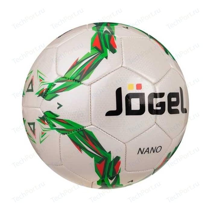 Фото - Мяч футбольный JOGEL JS-210 Nano р.5 мяч jogel js 510 kids 3 ут 00012406