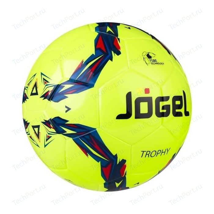 Фото - Мяч футбольный JOGEL JS-950 Trophy р.5 мяч jogel js 510 kids 3 ут 00012406