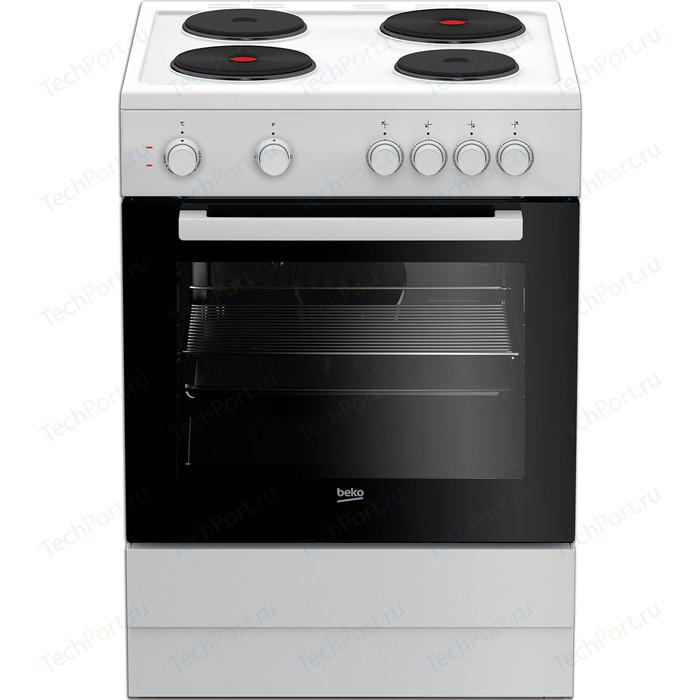 Электрическая плита Beko FFSS 66000 W beko dfs 25w11 w белый