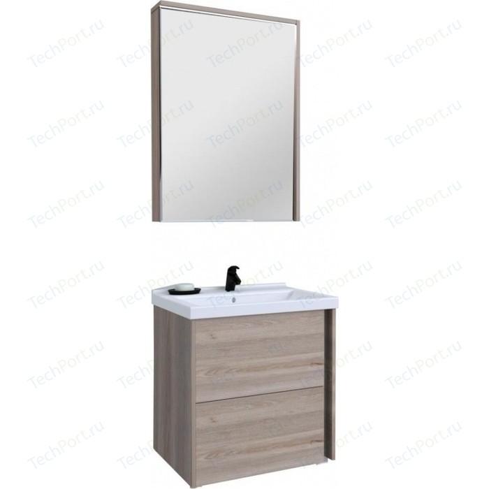 Мебель для ванной Акватон Стоун 60 сосна арлингтон