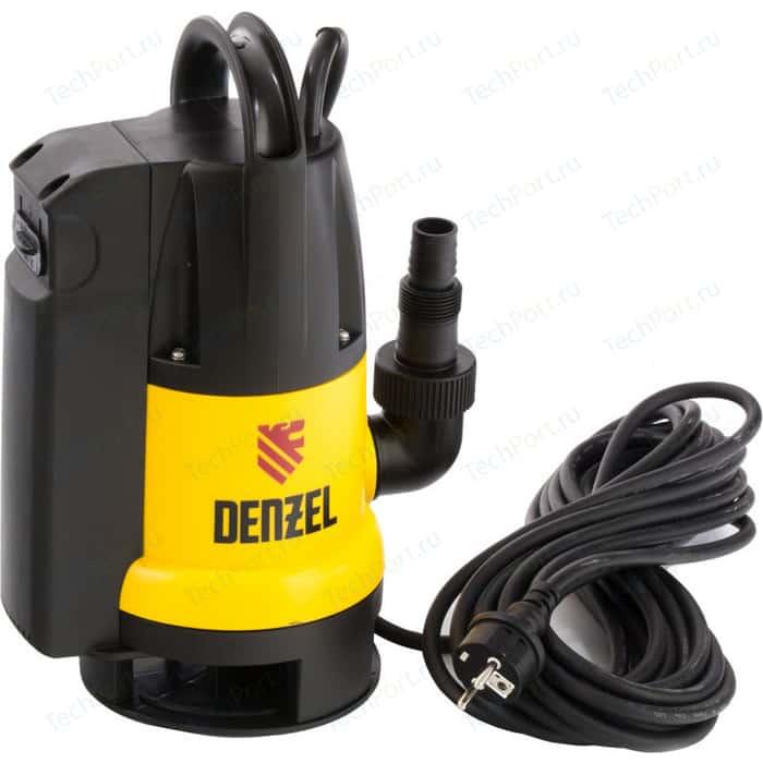 Дренажный насос DENZEL DP800A