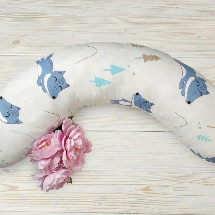 Подушка для беременных AmaroBaby WB 170х25 (В лесу)
