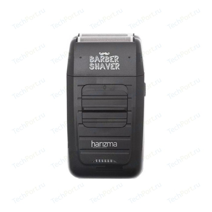 Электробритва Harizma H10103B Barber Shaver, чёрный