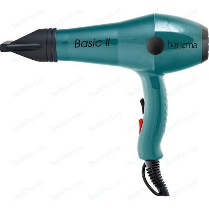 Профессиональный фен Harizma H10207-16 Basic-2, зелёный