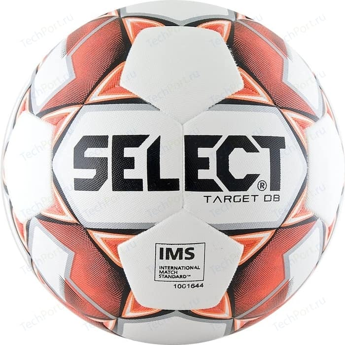 Мяч футбольный Select Target DB 815217-106 р.5 (2019)