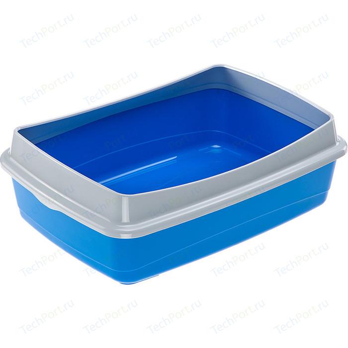 Туалет Ferplast NIP PLUS 20 со съемным пластиковым бортом для кошек (72041299)