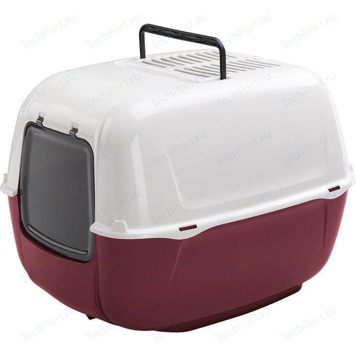Био-туалет Ferplast PRIMA с угольным фильтром для кошек (72053799EL)