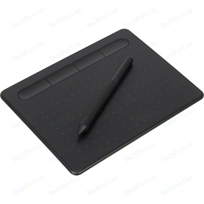 Графический планшет Wacom Intuos S Bluetooth (CTL-4100WLK-N)
