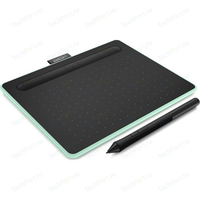 Графический планшет Wacom Intuos S Bluetooth (CTL-4100WLE-N)