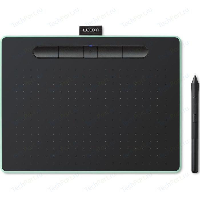 Графический планшет Wacom Intuos M Bluetooth (CTL-6100WLE-N)