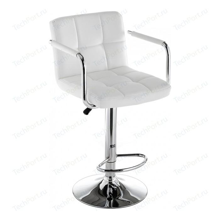 Барный стул Woodville Turit белый барный стул woodville kozi