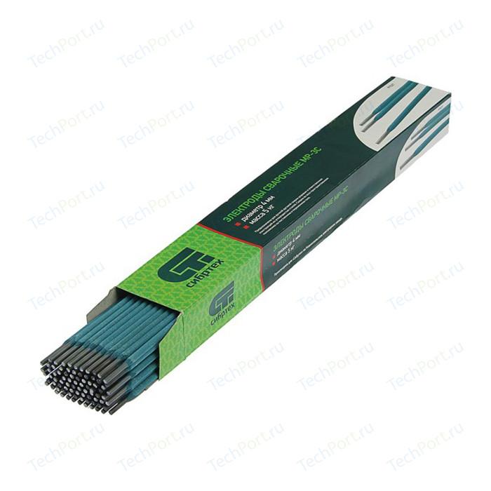 Электроды СибрТех с рутиловым покрытием MP-3C, диам. 4 мм (5 кг.)