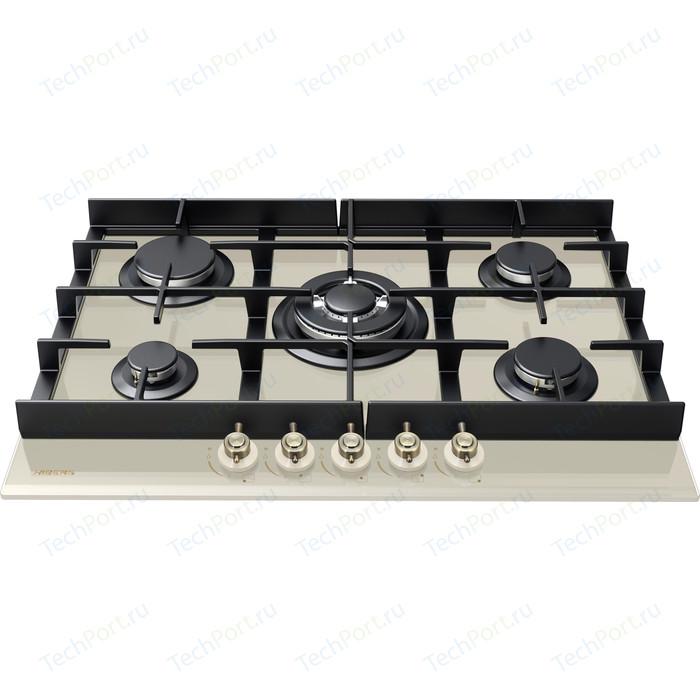 Газовая варочная панель Hiberg VM 7055 RY