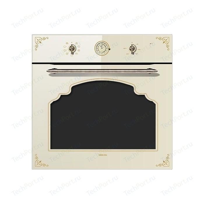 Электрический духовой шкаф Hiberg VM 6395 Y