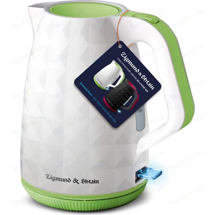 Чайник электрический Zigmund-Shtain KE-619