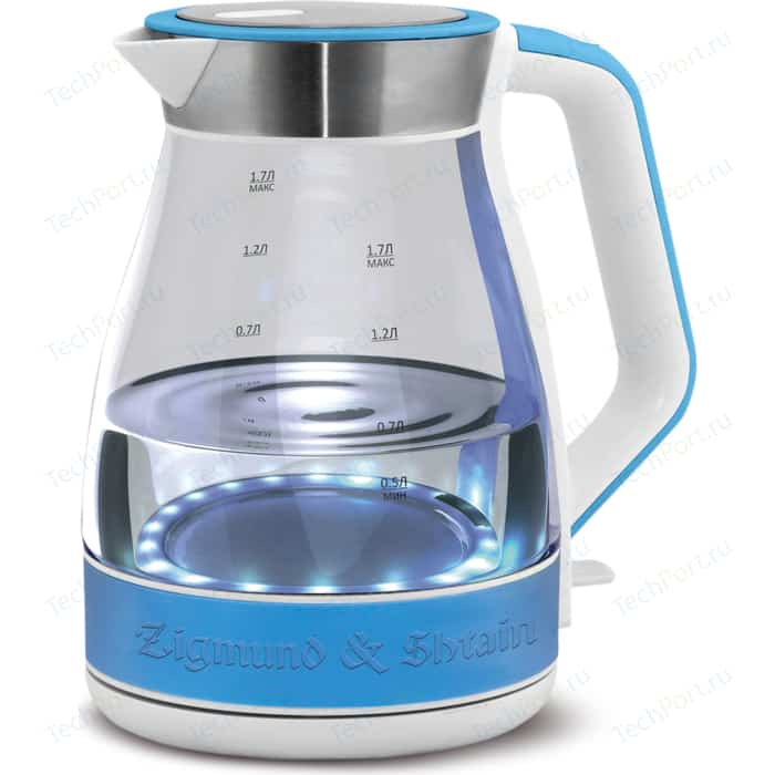 Чайник электрический Zigmund-Shtain KE-821
