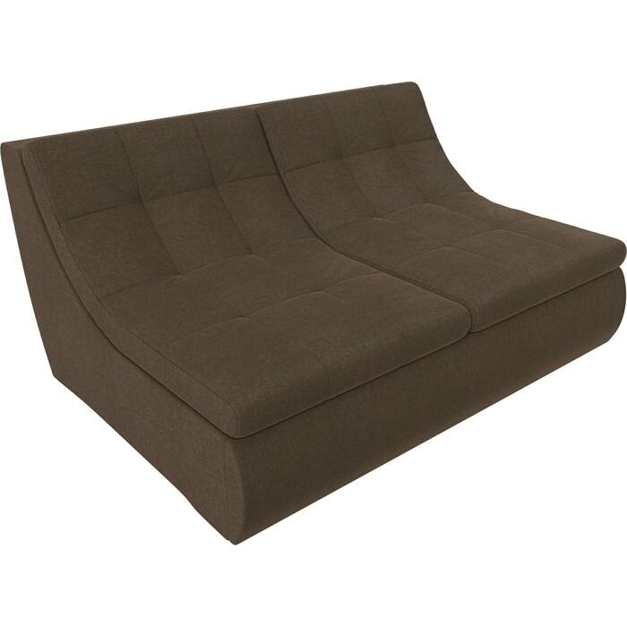 Модуль Лига Диванов Холидей раскладной диван рогожка коричневый модуль лига диванов холидей раскладной диван рогожка бежевый