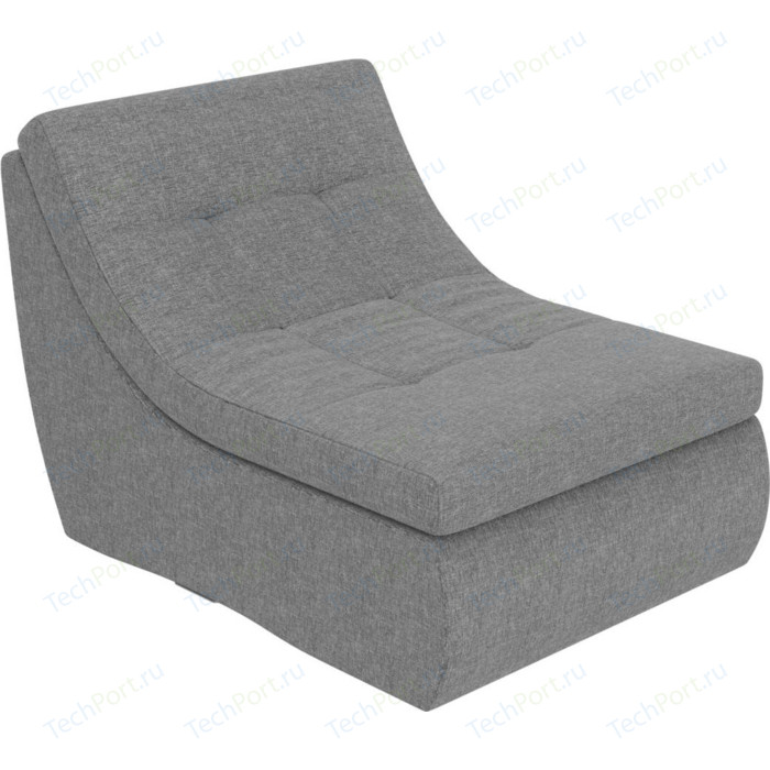 Фото - Модуль Лига Диванов Холидей кресло рогожка серый кресло либерти рогожка