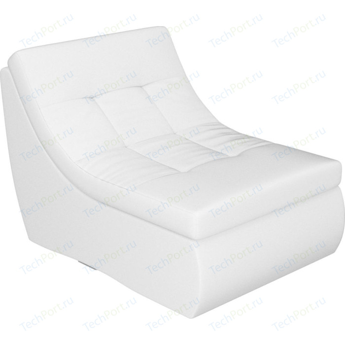 Модуль Лига Диванов Холидей кресло экокожа белый