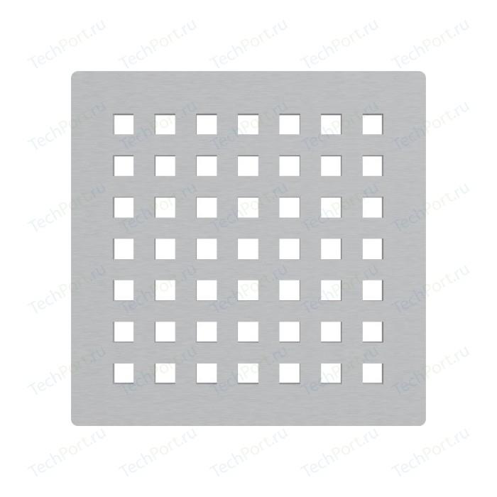Решетка AlcaPlast нержавеющая сталь (MPV014)