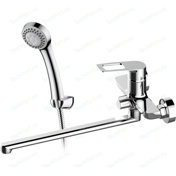 Смеситель для ванны Elghansa Brunn New с душем, хром (5382306)