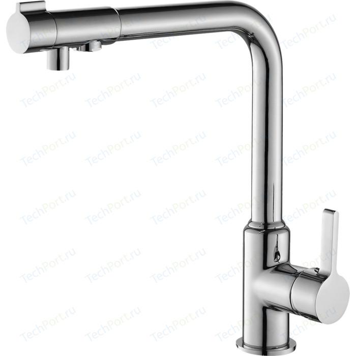 Смеситель для кухни Elghansa Kitchen Pure Water под фильтр, хром (5698224)