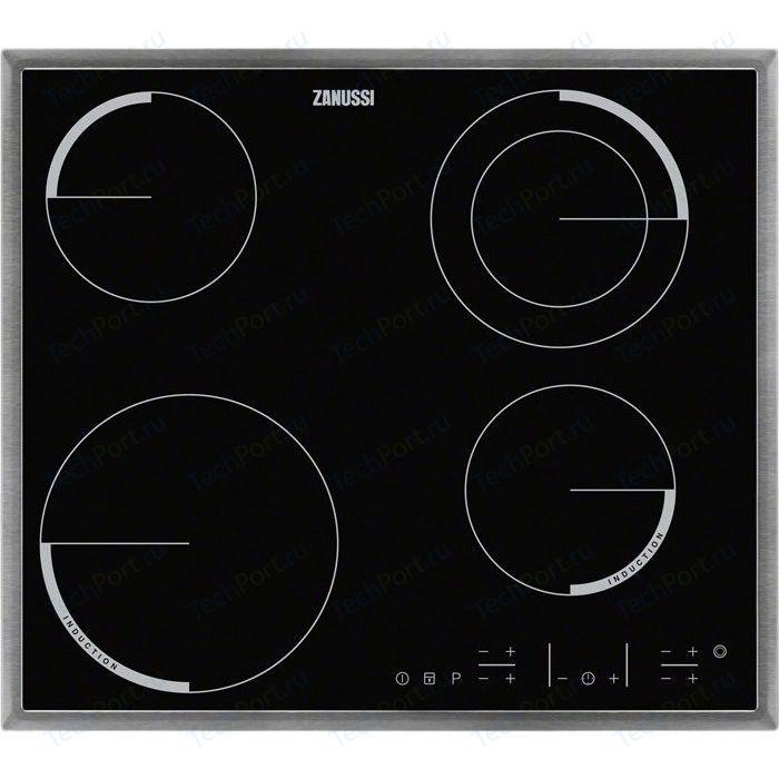 Индукционная варочная панель Zanussi ZEN 6641 XBA