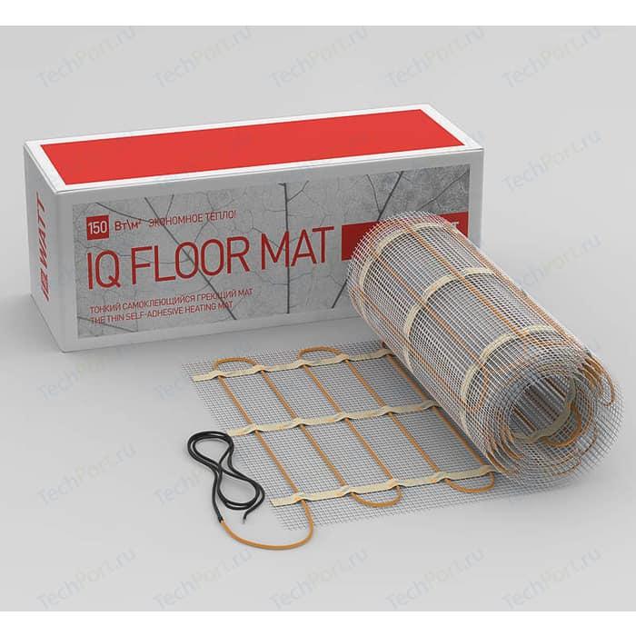 Теплый пол IQWATT IQ FLOOR MAT(150 Вт/м2), 7,0 m2