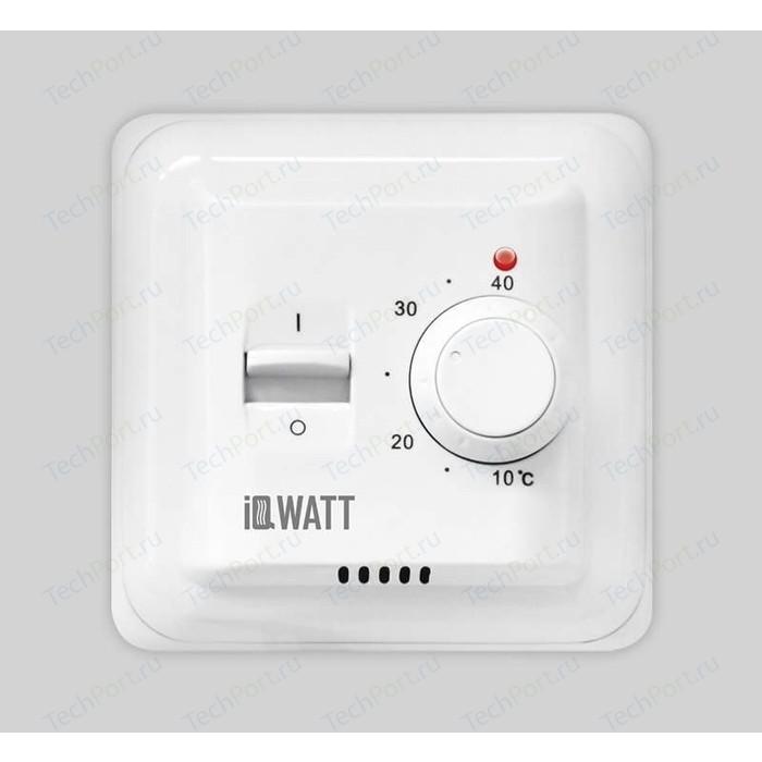Терморегулятор IQWATT IQ THERMOSTAT M (белые)