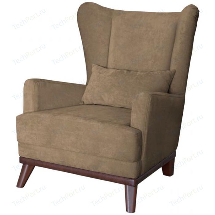 Кресло Нижегородмебель и К Оскар ткань ТК 312 кресло нижегородмебель и к либерти ткань тк 222