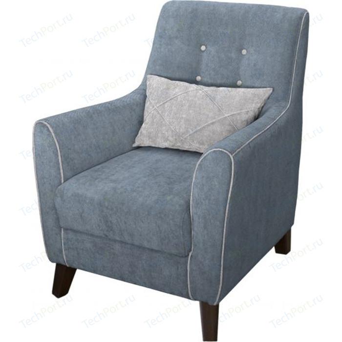 Кресло Нижегородмебель и К Френсис ткань ТК 513 кресло нижегородмебель и к меланж ткань тк 232