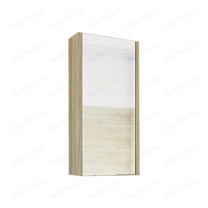 Зеркальный шкаф Sanflor Ларго 40 швейцарский вяз (C0000002328)