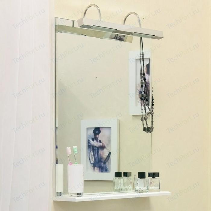 Зеркало Sanflor Одри 80 белый (H0000001157)