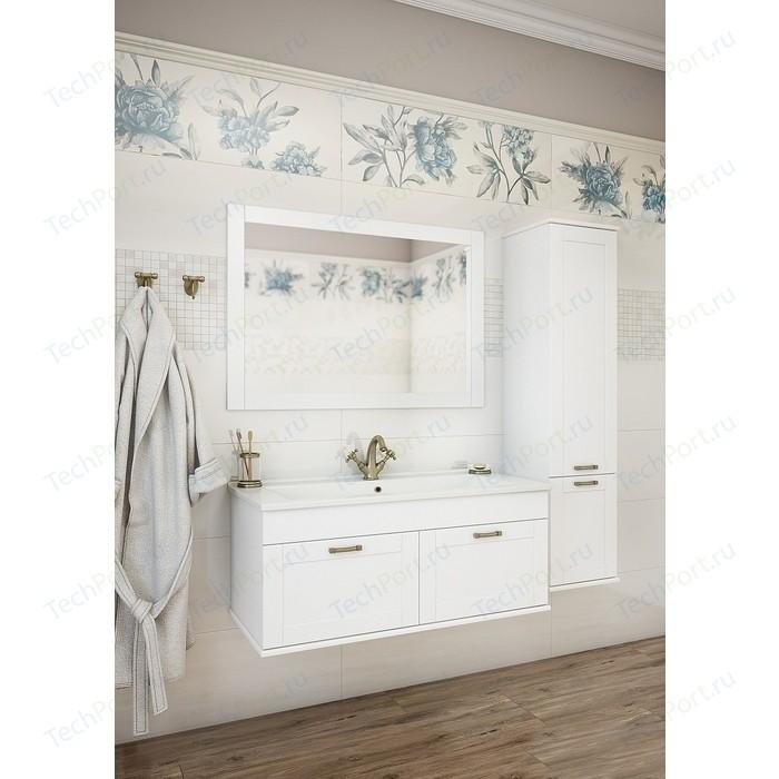 Мебель для ванной Sanflor Ванесса 105 белый