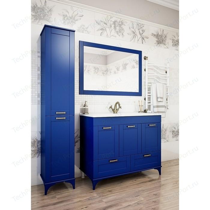 Мебель для ванной Sanflor Ванесса 105 индиго