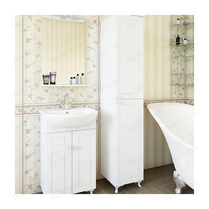 Мебель для ванной Sanflor Софи 50 напольная, белая