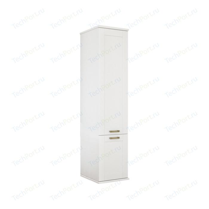 Шкаф-пенал Sanflor Ванесса 34 белый, правый (C000005889)