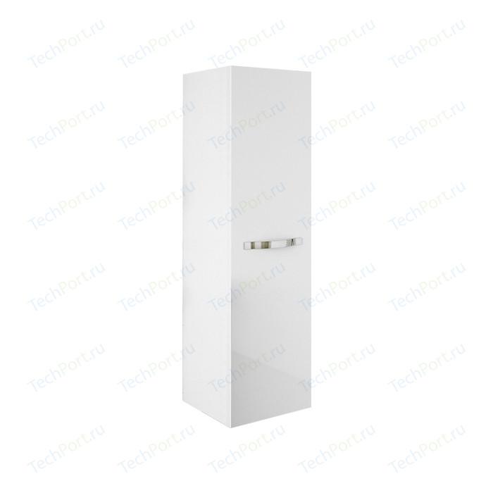 Шкаф-пенал Sanflor Одри 40 подвесной, правый, белый (H0000000097)